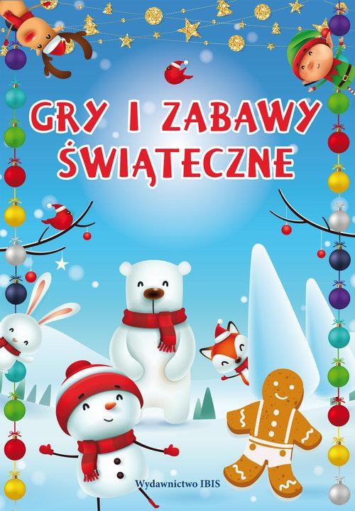 Gry i zabawy świąteczne