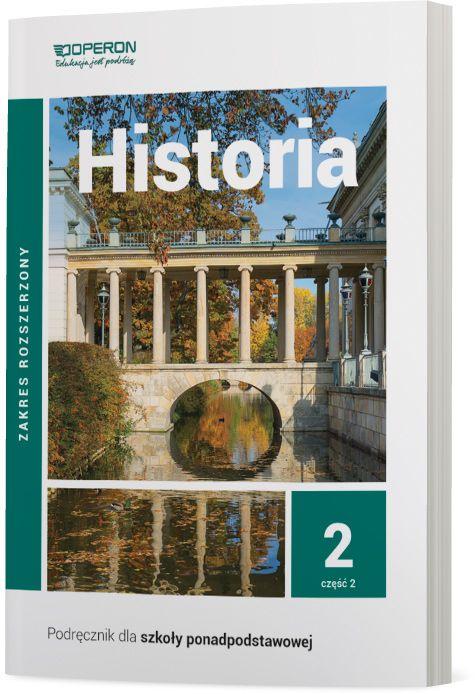 Historia 2. Szkoła ponadpodstawowa. Podręcznik część 2. Zakres rozszerzony