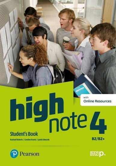 High Note 4. Student's Book + kod (Digital Resources + Interactive eBook)