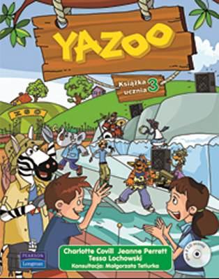 Yazoo 3. Podręcznik + CD