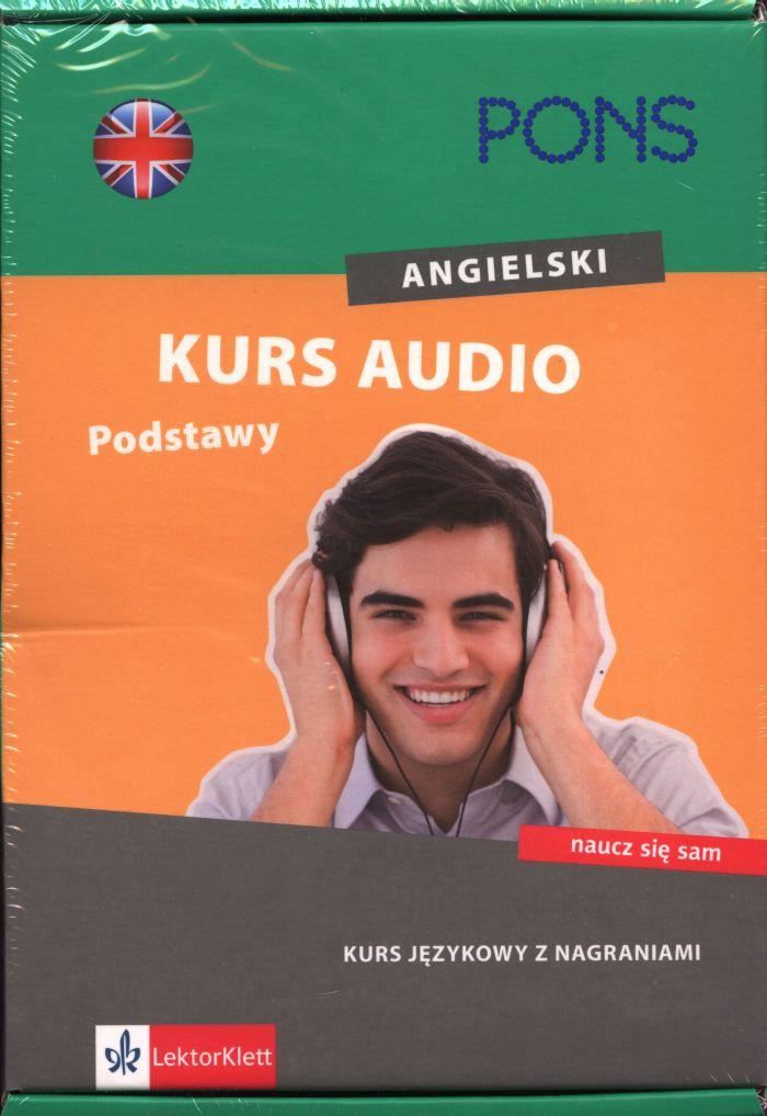 PONS Angielski kurs AUDIO podstawy