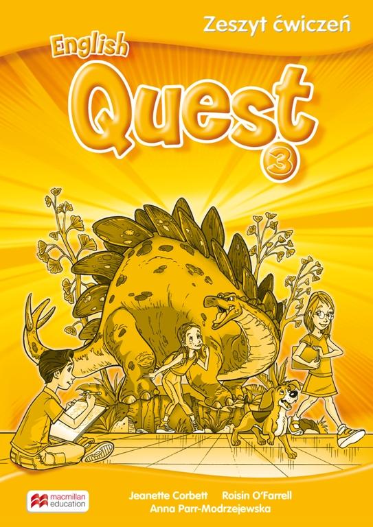 English Quest 3. Ćwiczenia