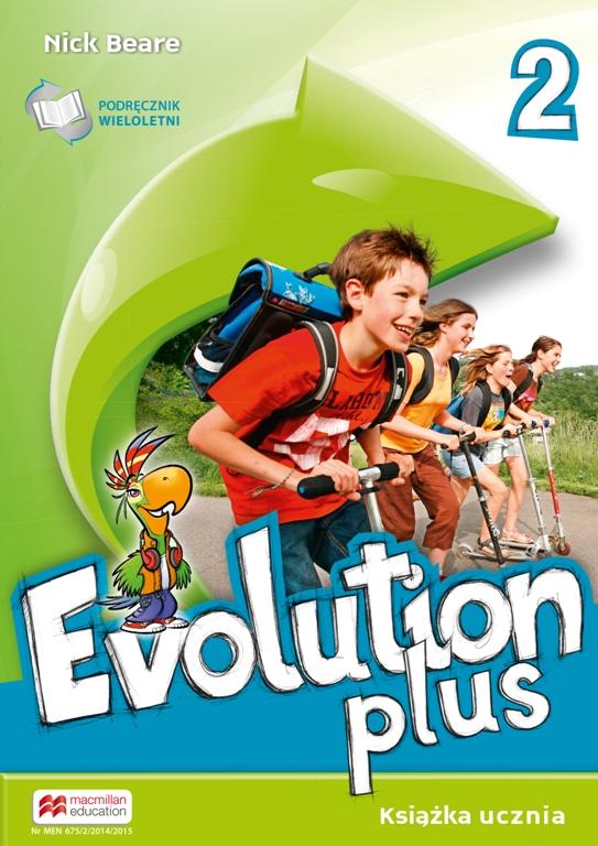 Evolution Plus 2. Podręcznik Wieloletni