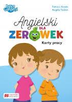 Angielski dla Zerówek. Audio CD