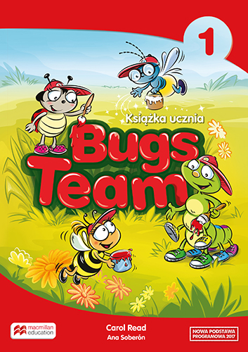 Bugs Team 1. CD do Podręcznika