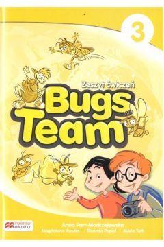 Bugs Team 3. Ćwiczenia (do Podręcznika Wieloletniego)