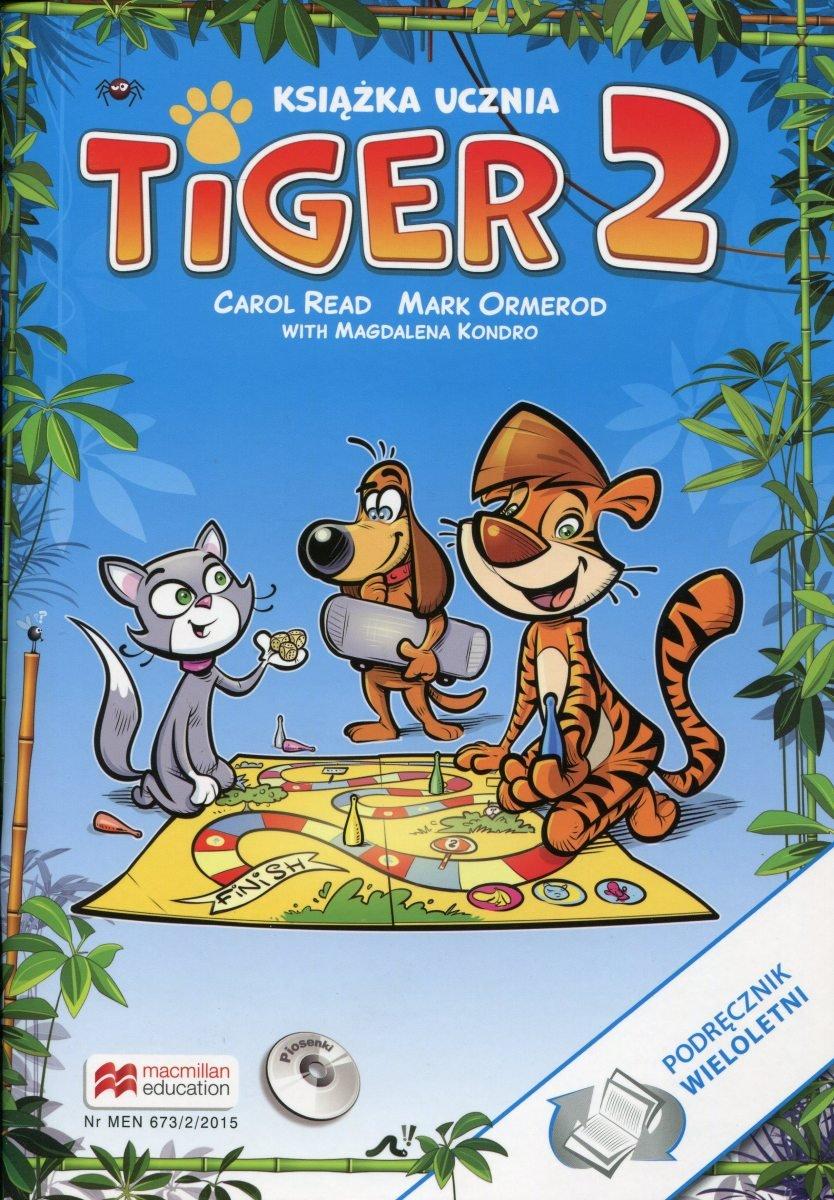 Tiger 2. Podręcznik Wieloletni