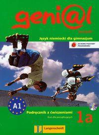Genial Kompakt 1 (A1). Podręcznik z Ćwiczeniami + CD