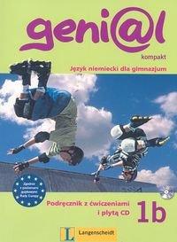 Genial kompakt 1b. Podręcznik z ćwiczeniami. NPP