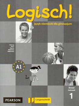 Logisch! 1. A1. Ćwiczenia + CD