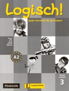 Logisch! 3. A2. Ćwiczenia + CD