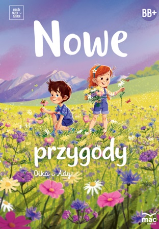 Nowe Przygody Olka i Ady. Pakiet BB+. Pięciolatek. Sześciolatek
