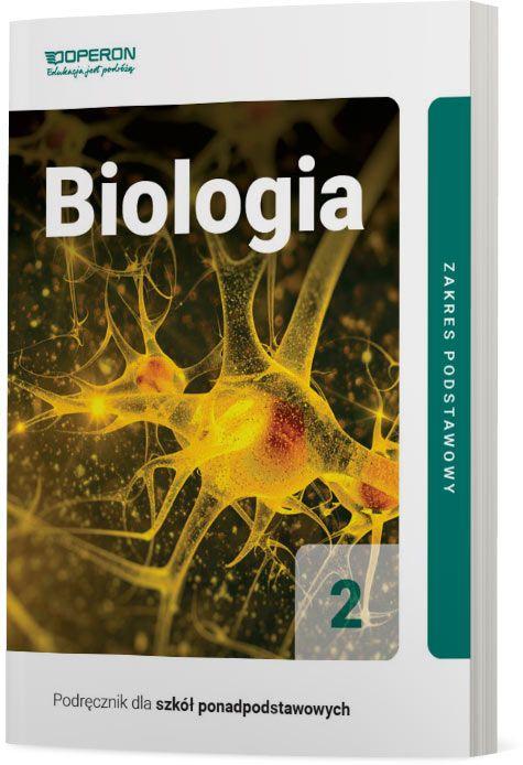 Biologia 2. Szkoła ponadpodstawowa. Podręcznik. Zakres podstawowy