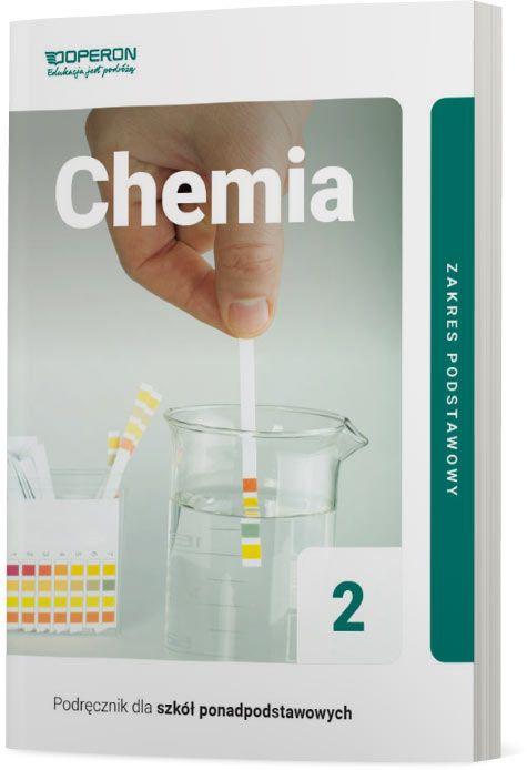 Chemia 2. Szkoła ponadpodstawowa. Podręcznik. Zakres podstawowy