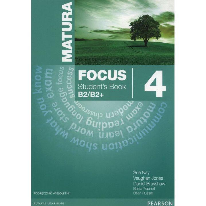 Matura Focus 4 Student's Book (wieloletni)