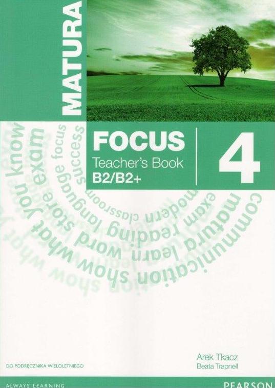 Matura Focus 4. Książka Nauczyciela (do Podręcznika Wieloletniego)