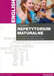 Longman Repetytorium Maturalne 2015. Język Angielski. Poziom Podstawowy. Książka Nauczyciela