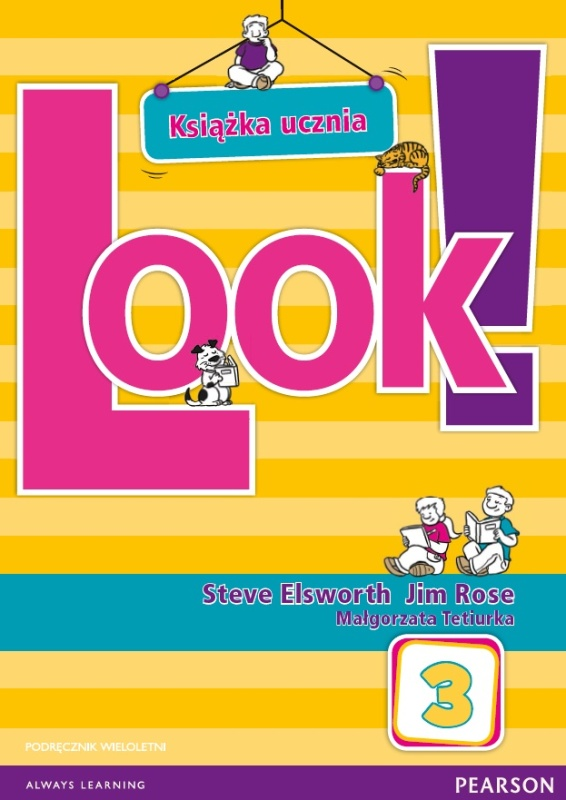 Look! 3. Podręcznik Wieloletni + MP3