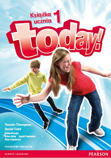 Today! 1. Podręcznik Wieloletni + MP3