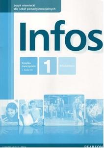 Infos 1. Książka Nauczyciela + CD ( do Podręcznika Wieloletniego)
