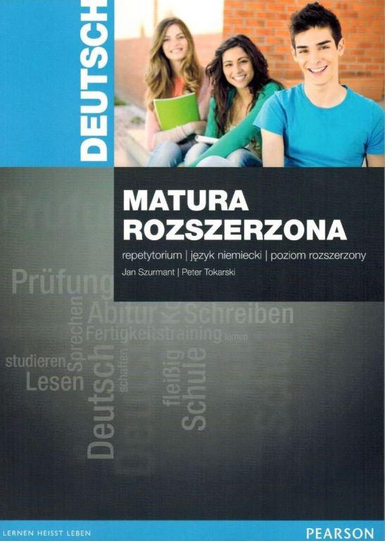 Repetytorium Maturalne. Język Niemiecki. Poziom Rozszerzony + kod (interaktywne repetytorium)