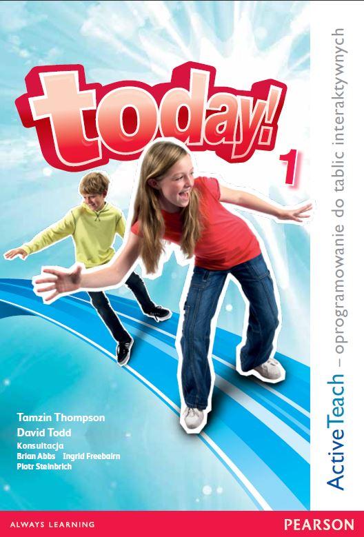 Today! 1 PL Teacher's eText (do podręcznika wieloletniego)