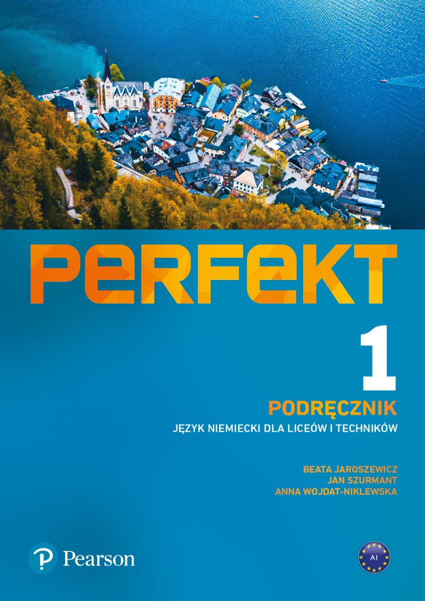 Perfekt 1. Język niemiecki. Podręcznik + kod (Interaktywny podręcznik) kod wklejony
