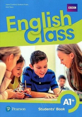 English Class A1+. Klasa 5. Podręcznik Wieloletni