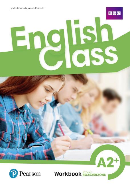 English Class A2+ Zeszyt ćwiczeń + Online Homework (materiał ćwiczeniowy) wydanie rozszerzone