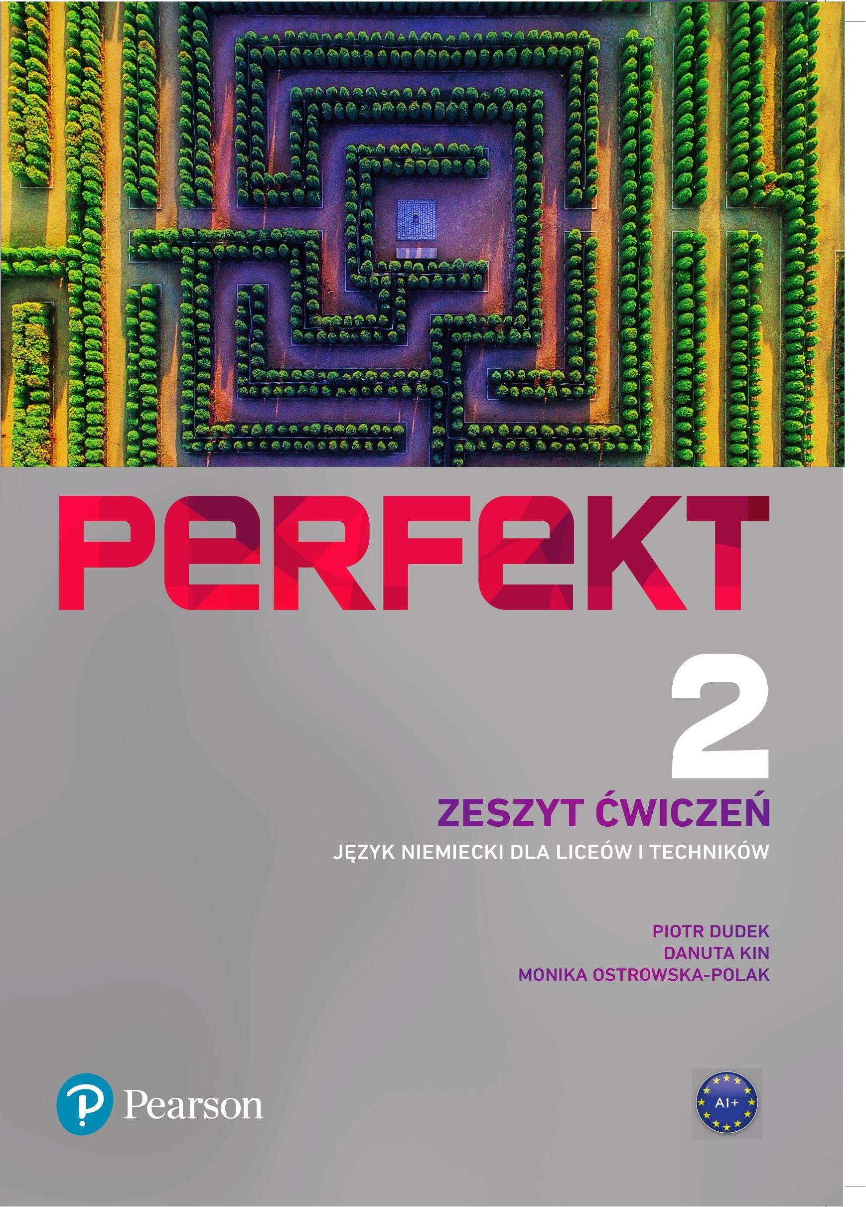 Perfekt 2. Język Niemiecki. Zeszyt ćwiczeń + kod (Interaktywny zeszyt ćwiczeń). Liceum i Technikum