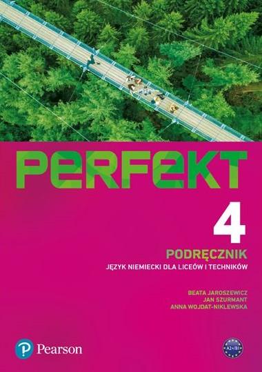 Perfekt 4. Język niemiecki. Podręcznik + kod (Interaktywny podręcznik)