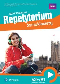 Repetytorium Ósmoklasisty. Język Angielski. Podręcznik
