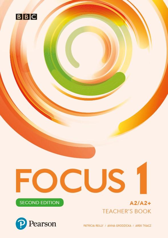 Focus Second Edition 1. Teacher's Book+ Płyty Audio, DVD-ROM i Kod Dostępu do Digital Resources