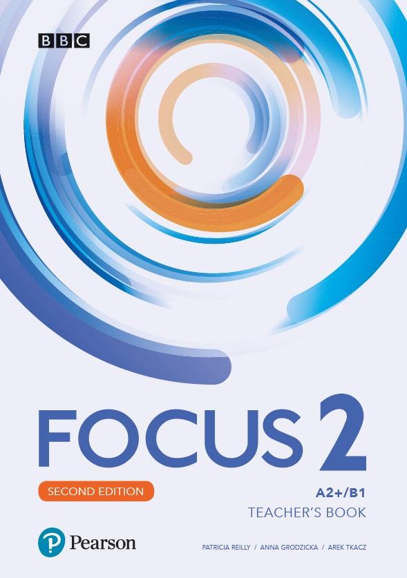 Focus Second Edition 2 Teacher's Book + Płyty Audio, DVD-ROM i Kod Dostępu do Digital Resources