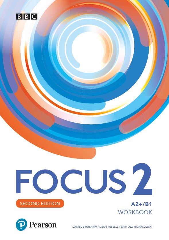 Focus Second Edition 2. Workbook + Online Practice