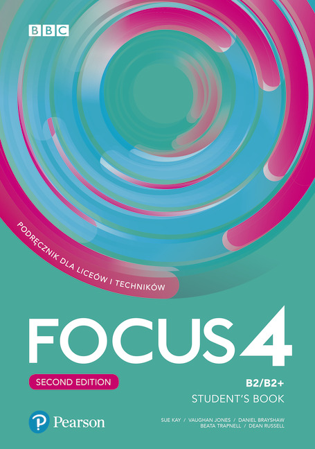 Focus Second Edition 4 Student's Book + Digital Resources