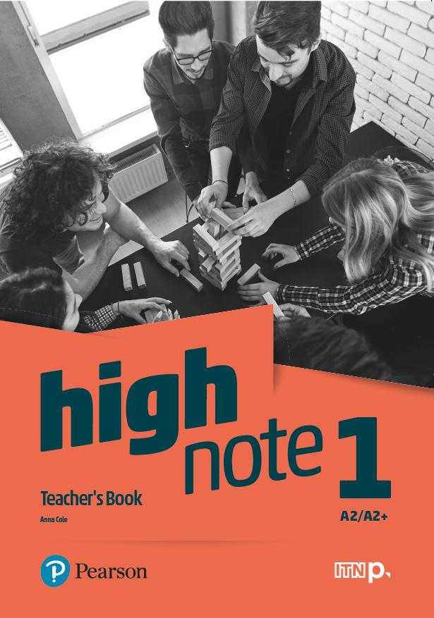 High Note 1. Teacher's Book + CD + DVD + kod dostępu do Digital Resources