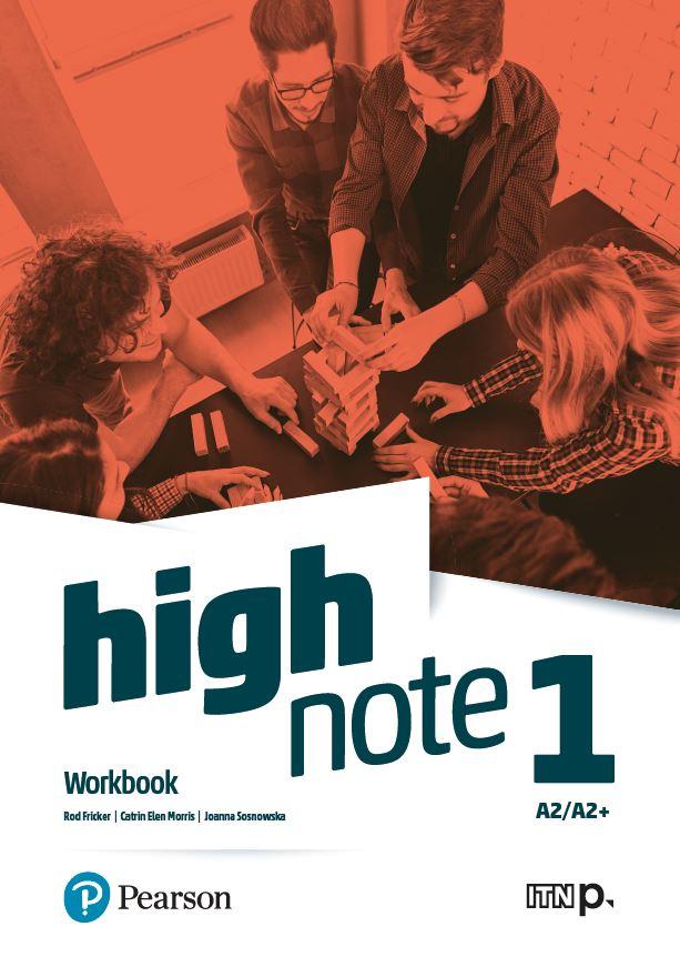 High Note 1. Workbook + kod (MyEnglishLab + Online Practice)
