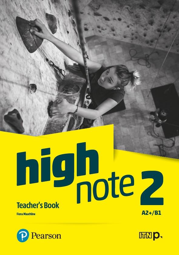 High Note 2. Teacher's Book + CD + DVD + kod dostępu do Digital Resources
