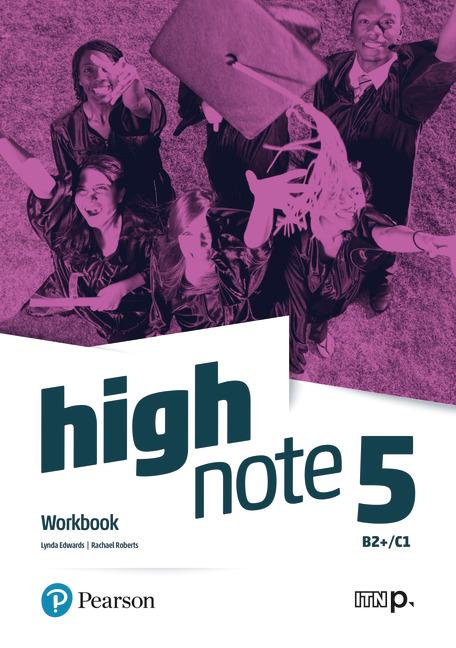 High Note 5. Workbook + kod (MyEnglishLab +Online Practice)