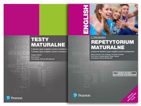 Longman Repetytorium Maturalne. Język Angielski. Poziom Podstawowy + Testy + kod (interactive eBook)