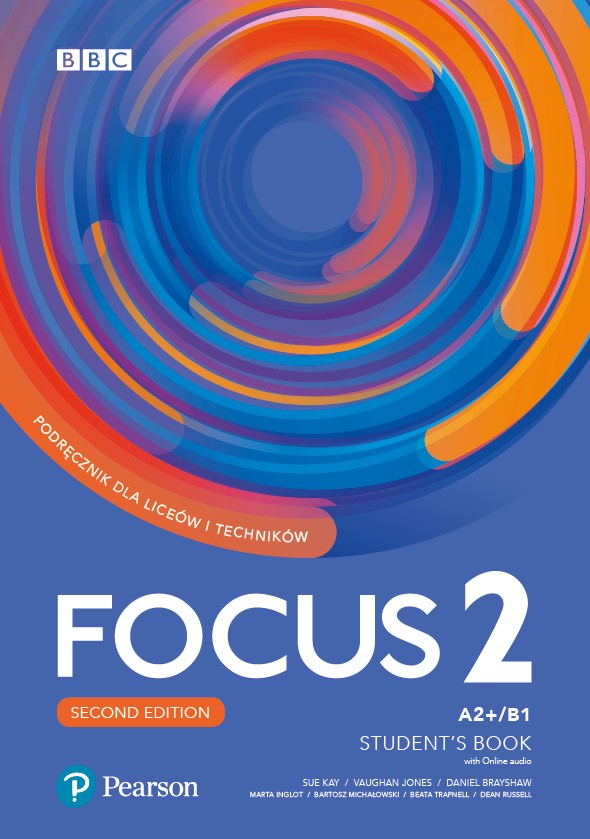 Focus Second Edition 2. Student's Book + kod (Digital Resources + Interactive eBook)