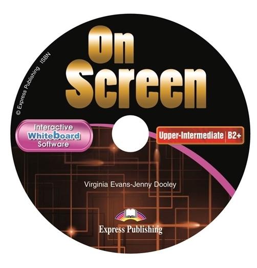 On Screen Upper-Intermediate (B2+). Oprogramowanie Tablicy Interaktywnej