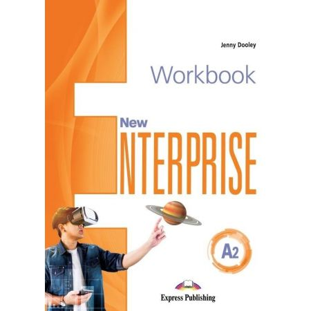 New Enterprise A2. Ćwiczenia + Exam Skills Practice + Kody DigiBook
