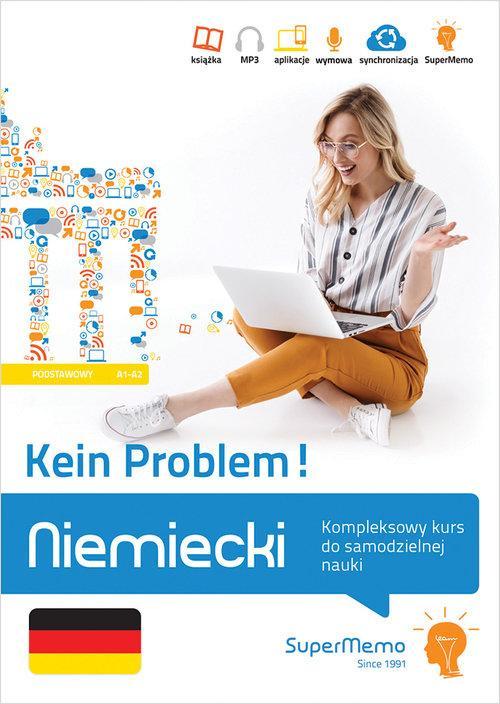 Niemiecki No problem! Kompleksowy kurs do samodzielnej nauki. Poziom podstawowy A1-A2