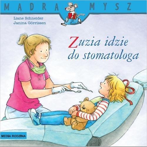 Mądra Mysz Zuzia Idzie do Stomatologa