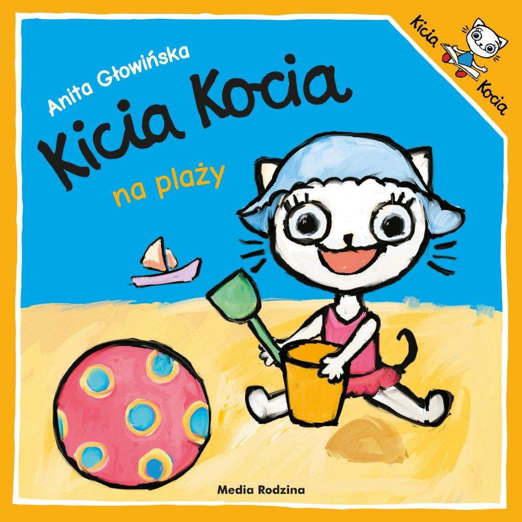 Kicia Kocia na Plaży
