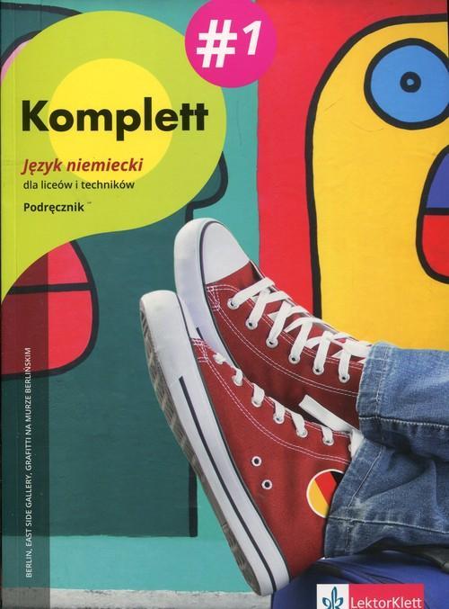 Komplett 1. Język Niemiecki. Podręcznik Wieloletni + CD