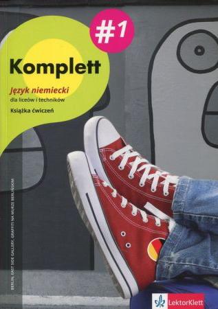 Komplett 1. Język Niemiecki. Ćwiczenia + CD + DVD. Szkoła Ponadgimnazjalna