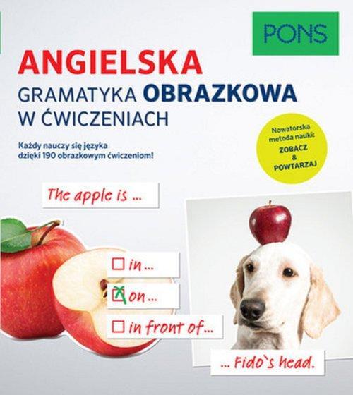 PONS Angielska gramatyka obrazkowa w ćwiczeniach.